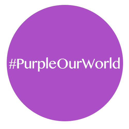 Purple Our World